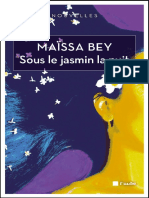 Maissa Bey - Sous le jasmin la nuit