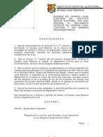to Interior (Acuerdos CLE)