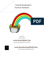 Internet Broadcast Revenue Handbook