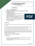 GUIA No. 3 RESOLUCION DE CONFLICTOS (1)