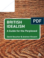 British Idealism A Guide for the Perplexed