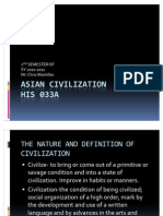 Asian Civilization