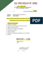 0003809 SERVICIO METALIZADO ASIENTO DE RETENES A EJE MOTRIZ DE 02 MOTOREDUCTOR DE VALVULA