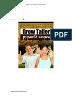Stage 7 Grow Taller Pyramid Secrets