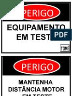 PLACAS PARA ENERGIZAÇÃO TRANSPORTADORES.pptx