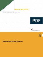 S1 - INGENIERIA DE METODOS