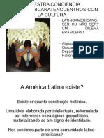 Apresentação Consciência Latinoamericana