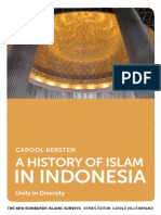 A History of Islam in Indonesia Unity in Diversity