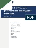 TAREA GRUPAL CASO UPS_SEMANA 2
