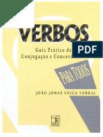verbos portugueses conjugacao e conco