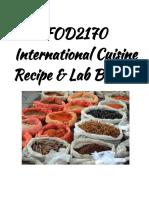 fod2170 international cuisine recipe   lab booklet