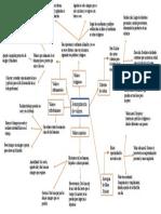 Mapa mental Jerarquización de Valores