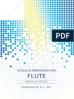 Scales & Arpeggios for Flute - Rehearsal Edition.pdf