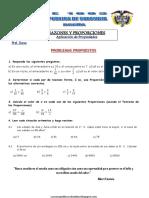 Matematica1 Semana 12 Guia de Estudio Razones y Proporciones II Ccesa007