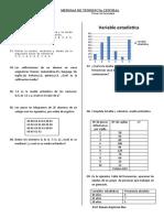 Media Aritmetica Mediana y Moda 1ero
