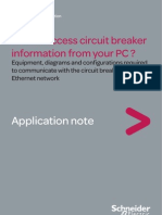 How to Access Circuit Breaker Information From Your PC