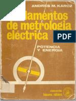 KARCZ Fundamentos-de-metrologia-electrica-Tomo III-1-72
