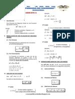 Matematica5 Semana 12 Guia de Estudio Ecuacion Cuadratica II Ccesa007