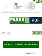 CFE 02 CONTROL DE LA DEMANDA