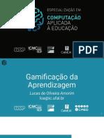 Hands-On Heads-In Gamificação