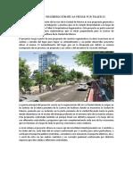 PROYECTO DE REGENERACIÓN RÍO LA PIEDAD POR TALLER 13