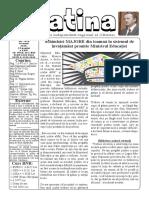 Datina - 26.06.2020 - prima pagină