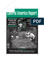 Central America Report - Summer 2008