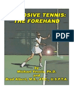 Explosive Tennis - The Forehand