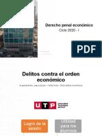 DELITOS CONTRA EL ORDEN ECONÓMICO
