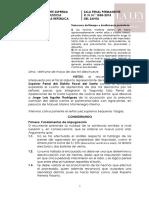 R.N. N° 1858-2018/Del Santa
