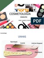 Aula 07 Cosmetologia  - Esmaltes