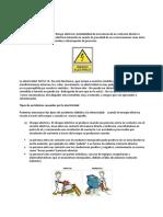 0-RIESGO ELECTRICO-DEFINICION Y CAUSAS