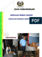 Kit Ceramah Sekolah Bebas Dadah
