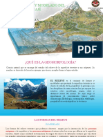 Geormorfologia y modelado del paisaje