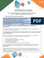 Guía Para El Desarrollo Del Componente Práctico y Rúbrica de Evaluación - Unidad 1 - Fase 2 - Análisis de La Situación Empresarial (1)