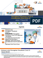 Dokumen Himbauan Pencegahan Penyebaran Virus Covid-19 tahun 2020