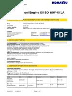 Komatsu-Diesel-Engine-oil-EO15W40-LA