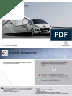 Peugeot 3008 Manual