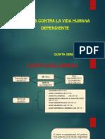 DELITOS CONTRA LA VIDA HUMANA DEPENDIENTE.pptx