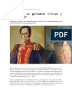 Bolívar y Santander. Diferencias (Semana).pdf