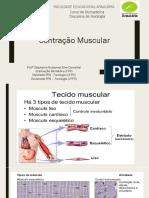 Aula 6 - Contração Muscular (2)