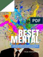 Reset Mental_ Como Dar Um Reset - Julia Macarthur