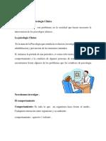 Libro Psicologia Clinica