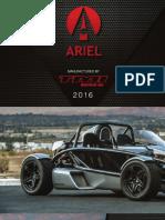 Ariel Atom 2016