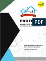 Profil Kampung KB Serasi Desa Cibodas Kec. Bojonggenteng