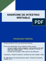 Síndrome del intestino irritable. 2017