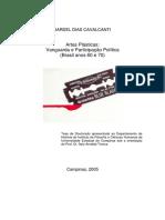 vanguarda e participação politica (Brasil anos 60 e 70)