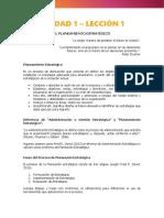 U1L1 - Lectura complementaria xd