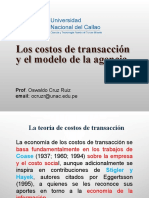 SEMANA 3 Cos de transacciòn y modelo de agencia.ppt
