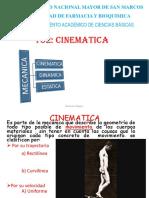 CINEMATICA EN 1D
